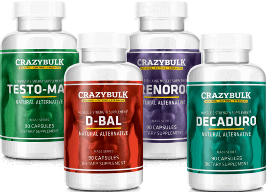 CRAZYBULK Bulking Stack Reviews