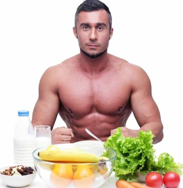 Muscle Gain Diet Male