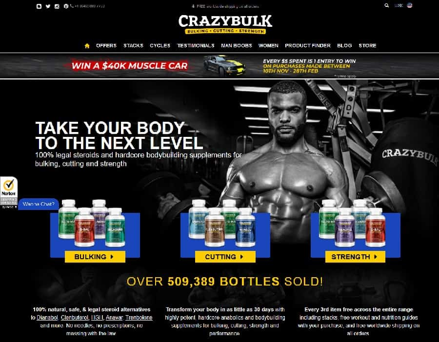 crazybulk.com reviews