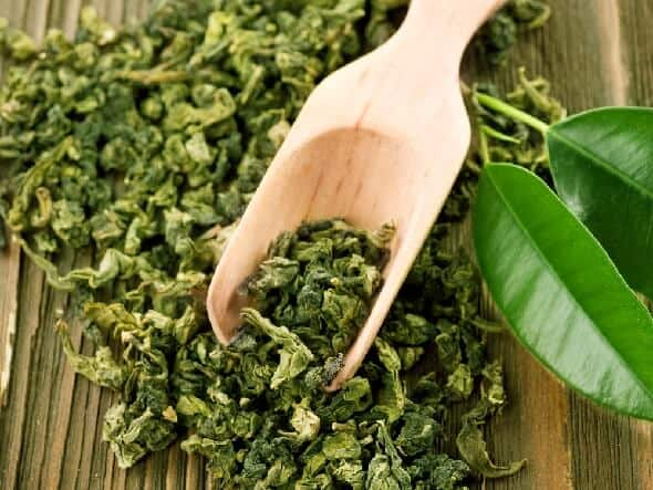 Green Tea Extract Male Chest treatment