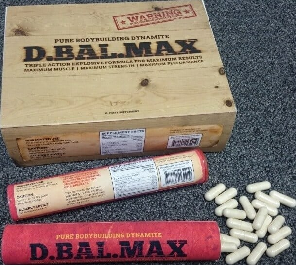 Dbal Max for Muscle Mass