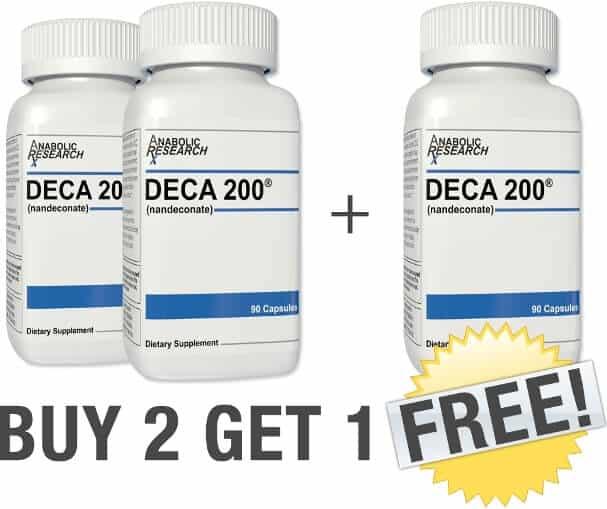 Deca-200 (Buy 2 Get 1 Free)