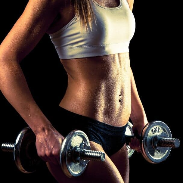 Bulking Toned for Women