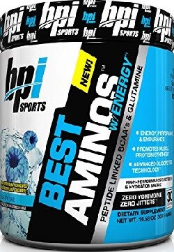 BPI Sports Best Aminos, BCAA & Glutamine (Order On AMAZON