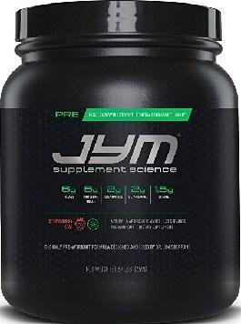 PRE JYM Pre-Workout on AMAZON