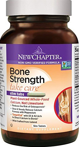 New Chapter Calcium Supplement - Bone Strength