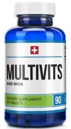 Multivits And Iron Reviews