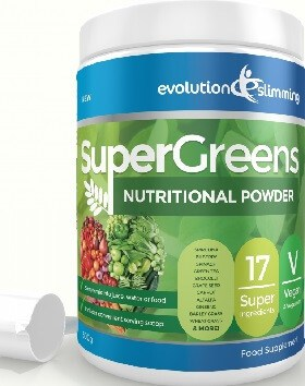 EVOLUTION SLIMMING - SuperGreens Powder