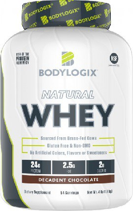 Bodylogix Natural Whey Review