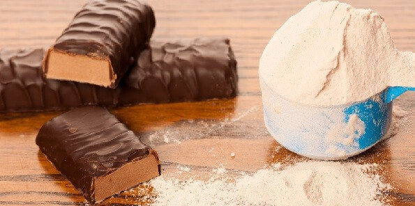 Whey Protein Bars