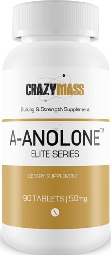 A- Anolone by Crazy Mass