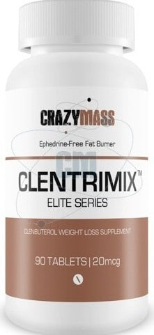 Clentrimix Crazy mass
