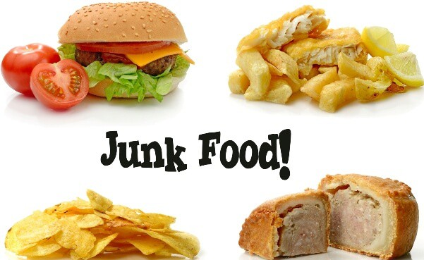 Avoid Junk Foods Women