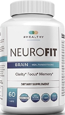 Amazon Buy Neurofit Brain Performance