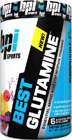 BPI Sports Glutamine Reviews
