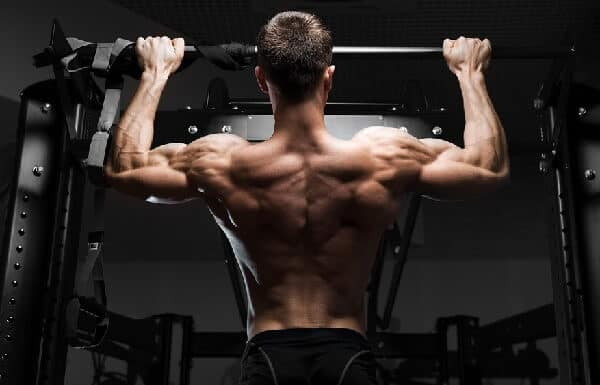 Build Leaner Muscled Man
