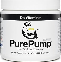 AMAZON - (Do Vitamins) PurePump Natural