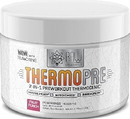 RAW Synergies Thermo Pre Reviews
