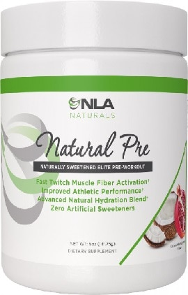 NLA For Her Natural Pre