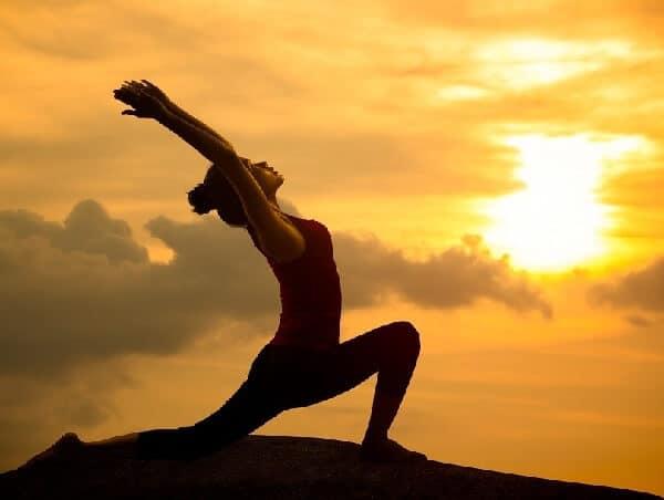 Aerobic Yoga Energy
