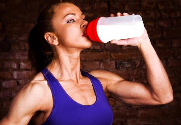 Female Pre Workout Benefits
