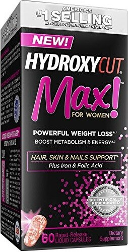 Hydroxycut Max for Women