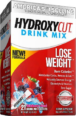 Hydroxycut Drink Mix