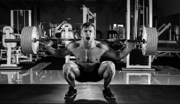 Intense Workout Pumps With Extreme Energy Boost
