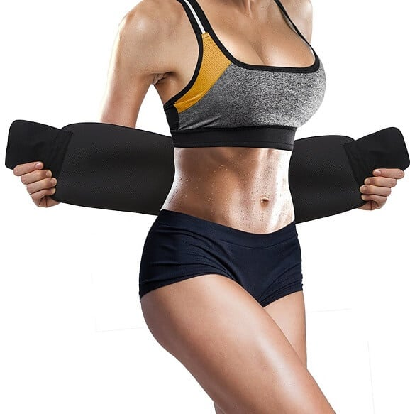 Perfotek Waist Trimmer Belt For Men and Women
