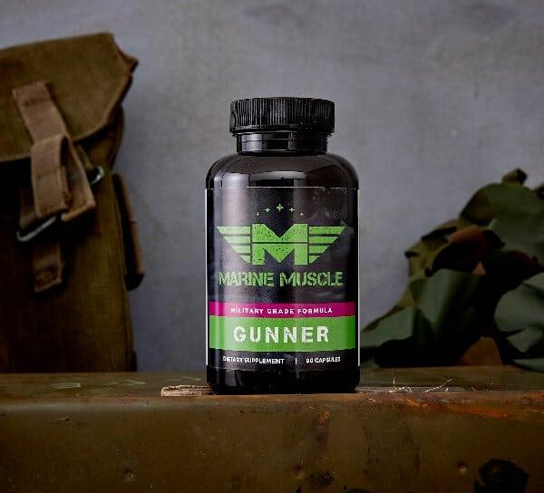 Hard Core Militaru=y Grade Gunner Pill