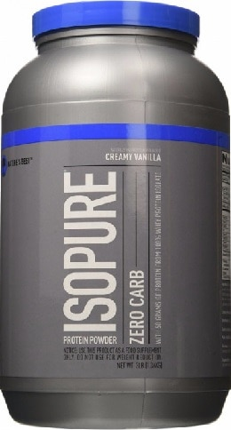 Isopure Original Protein Powder