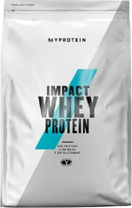 Myprotein Impact Whey Reviews