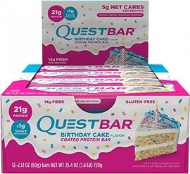 Quest Nutrition Bar Reviews
