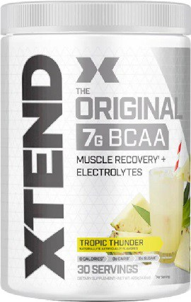 Scivation Xtend BCAA Reviews